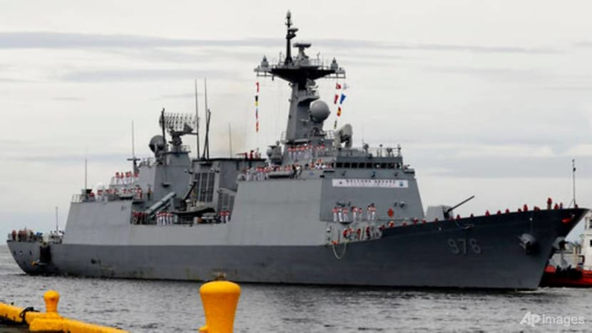 South Korea to bring home sailors aboard destroyer hit by COVID-19