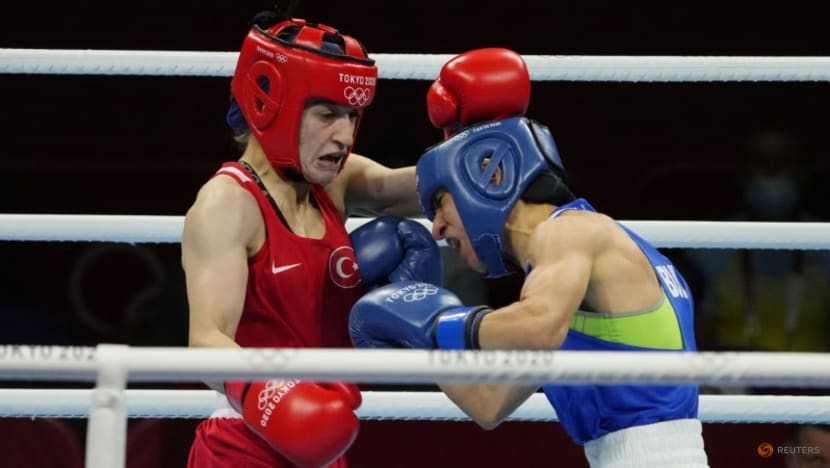 Boxing: Bulgarian Krasteva wins women's flyweight gold