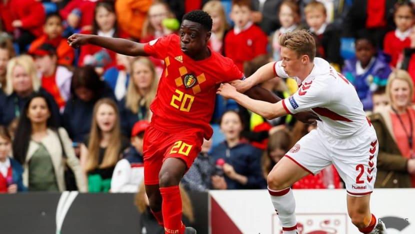Teenager Doku and Anderlecht team mate Dimata get Belgium call-ups