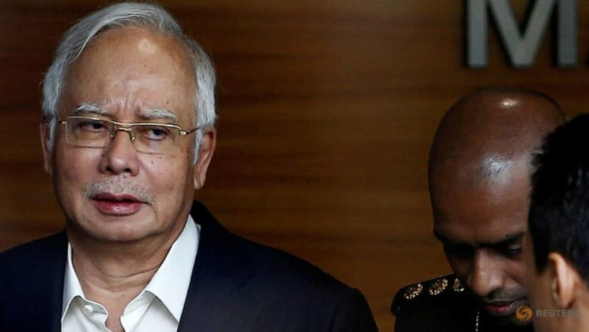 Former Malaysian PM Najib Razak to be charged for money laundering on Wednesday