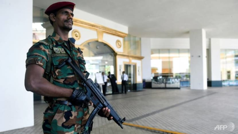 Guns outnumber guests at bombed Sri Lanka hotel as tourism takes a hit
