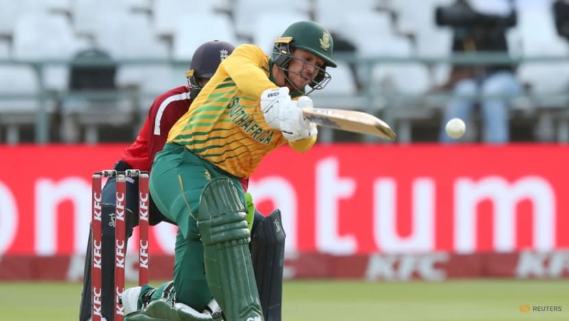 Cricket-South Africa without trio for ODI series in Sri Lanka