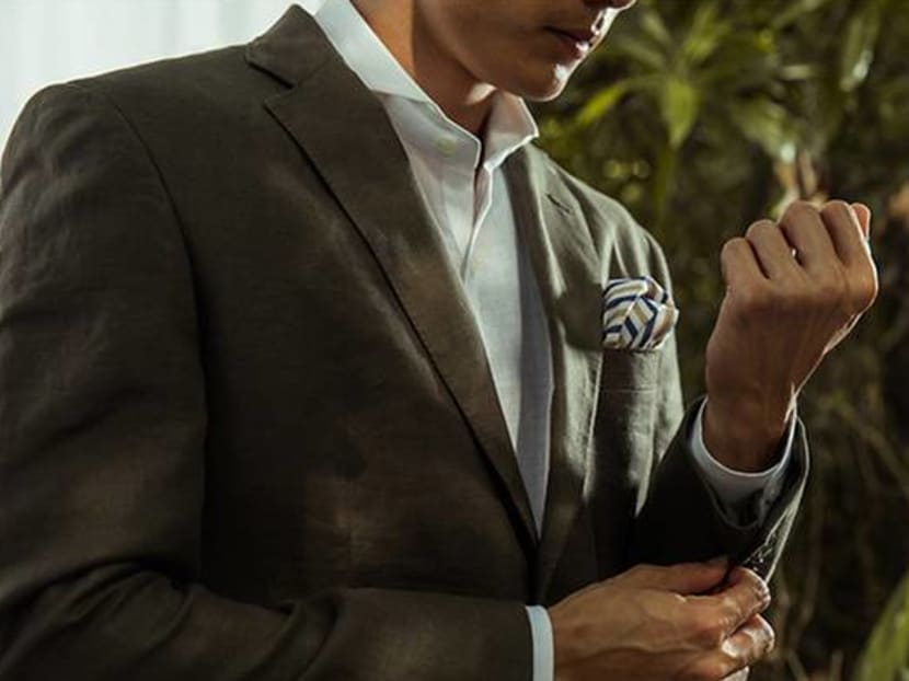 In Singapore, are corporate executives still ordering tailor-made suits?