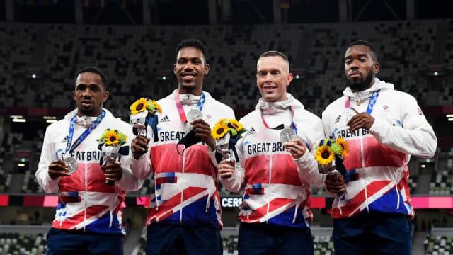 队员兴奋剂药检呈阳性 英国田径接力赛银牌或被褫夺