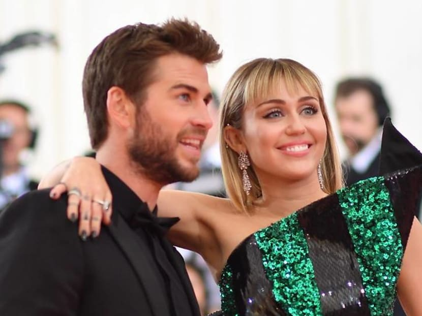 Actor Liam Hemsworth has officially filed for divorce from Miley Cyrus