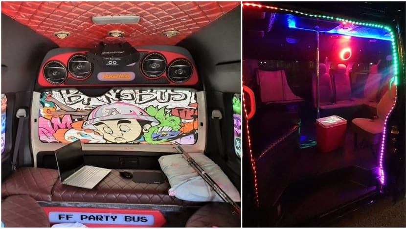 6 'party buses' impounded, LTA investigating illegal modifications and other offences