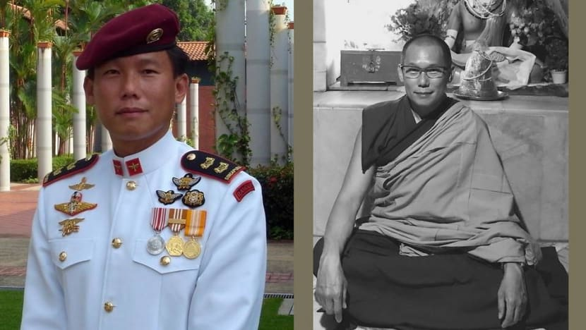 As a Special Forces soldier, he stormed a hijacked Singapore Airlines plane. Now he's a monk
