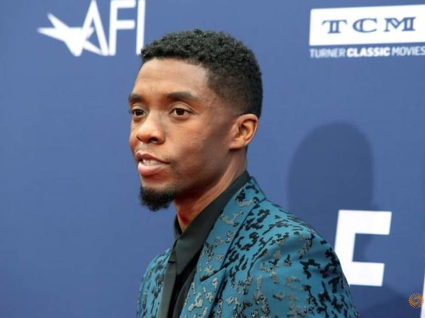 Chadwick Boseman wins Golden Globe for his emotional final movie role