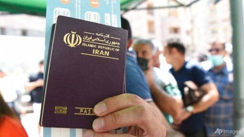 Desperate for vaccines amid surge, Iranians flock to Armenia