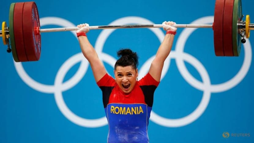 IOC sanctions Romanian 2012 Games medallists over steroid use