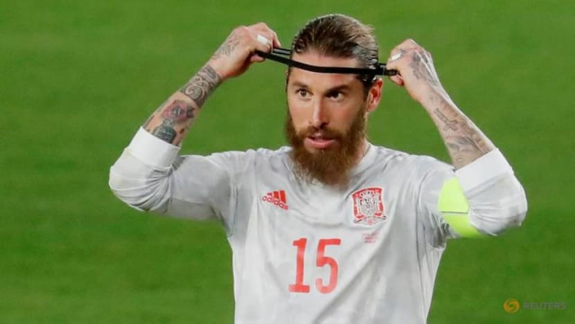 Football: Real Madrid's Sergio Ramos tests positive for COVID-19