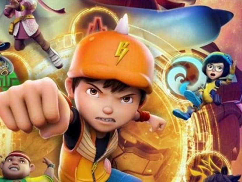 Malaysia's hit animated film BoBoiBoy Movie 2 is coming to Netflix