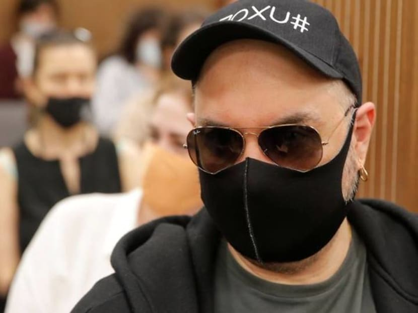 Russian director who mocked state and church gets suspended fraud sentence