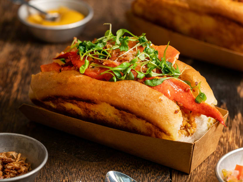 Mala or curry lobster roll? Luke's Lobster teams up with Singapore chefs