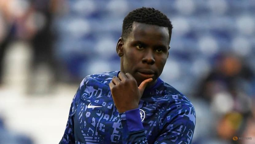 Football:Chelsea's Zouma close to joining West Ham, Moyes confirms