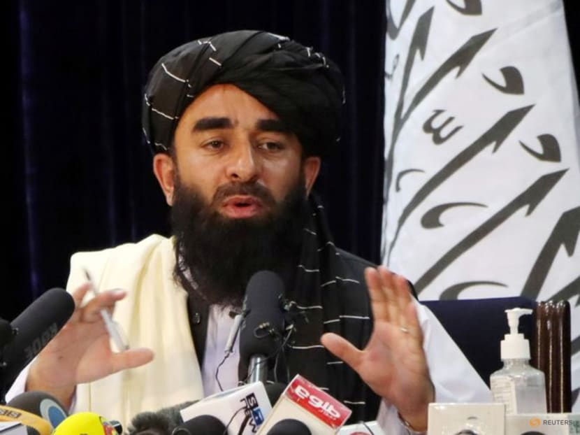 Taliban would take back Europe's Afghan deportees to face courts, says spokesman