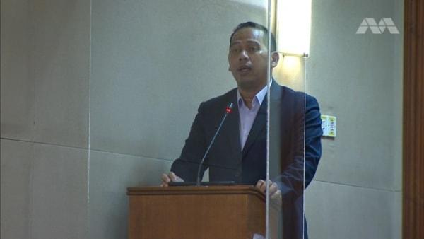 Abdul Samad Abdul Wahab on Private Security Industry (Amendment) Bill