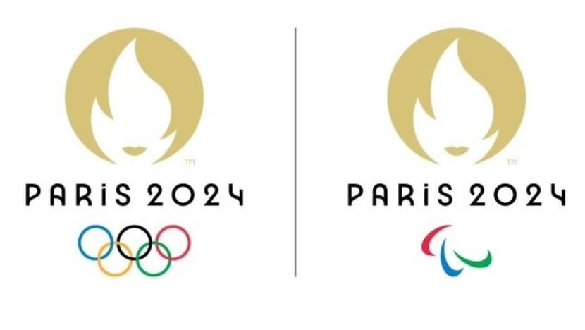 'The girl you were warned about': Paris 2024 logo mocked online