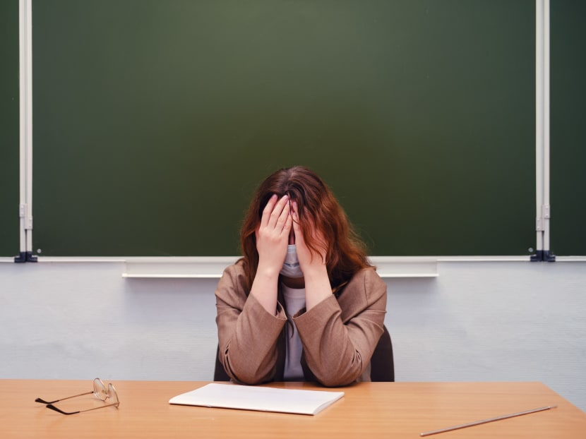 'My mental health is at an all-time low': Teachers talk of burnout, MOE aware that 'gaps' need plugging