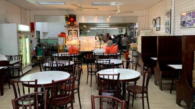 【国会】龙发豆沙饼等老店内将设立展示 保留历史与文化