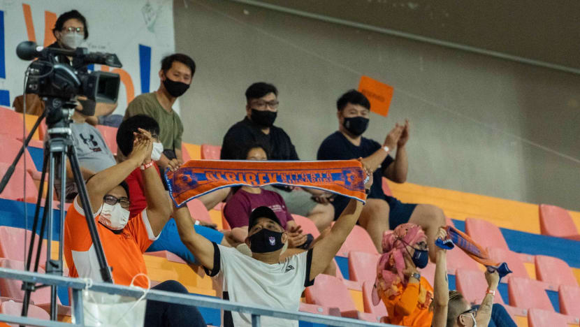 Football: Up to 500 fans allowed at SPL matches from Aug 13; limit to be raised to 1,000 next week