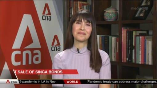 Singa Bonds oversubscribed in first sale, S$2.6 billion raised | Video