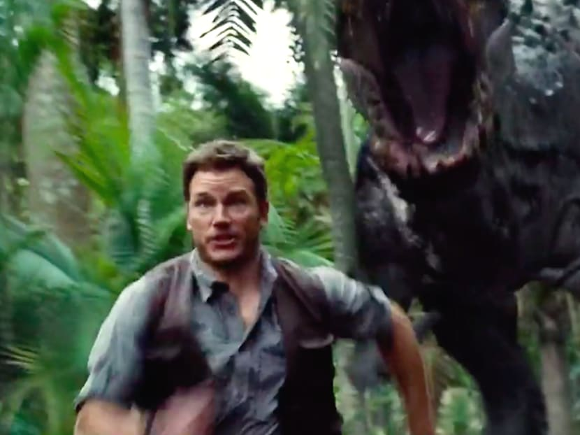 Chris Pratt gives fans the chance to be 'eaten' by dinosaurs for charity