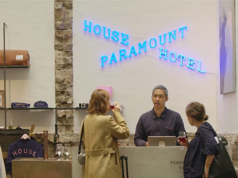 How a Sydney hotel became a community for locals too, not just travellers