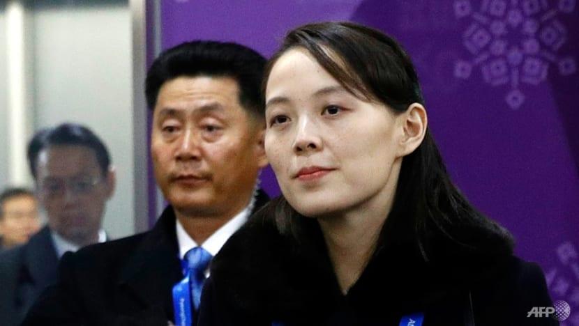 Kim's sister condemns 'treacherous' Seoul over military drills
