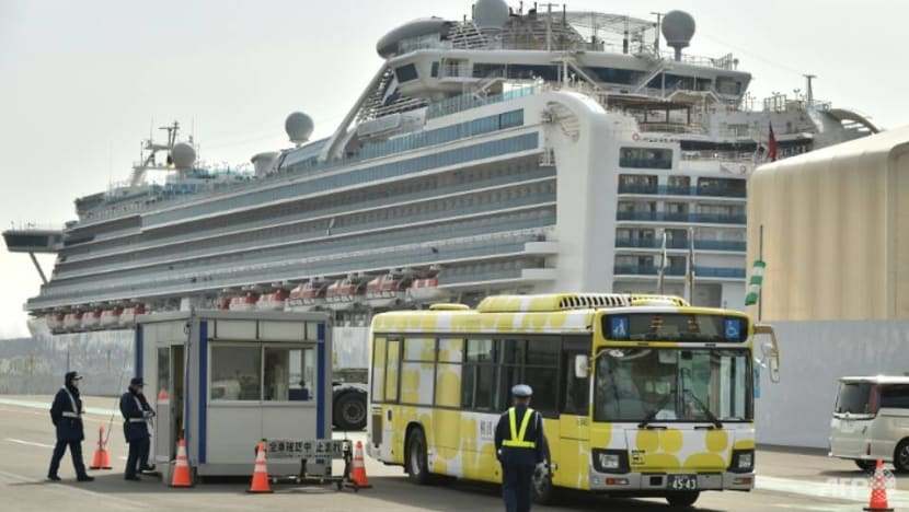 Five Singaporeans on Japan cruise ship allowed to disembark: MFA