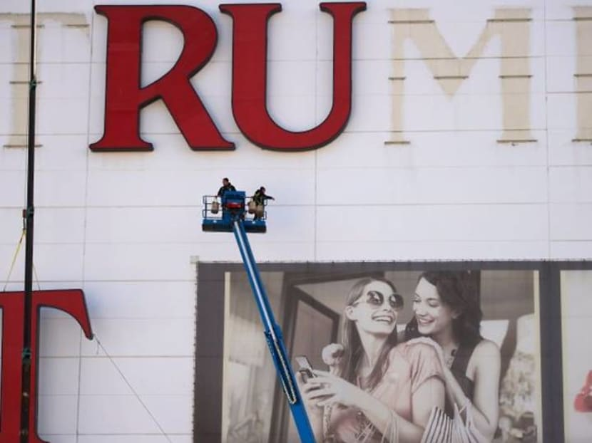 Down on Atlantic City boardwalk, they're auctioning chance to blow up former Trump casino for charity