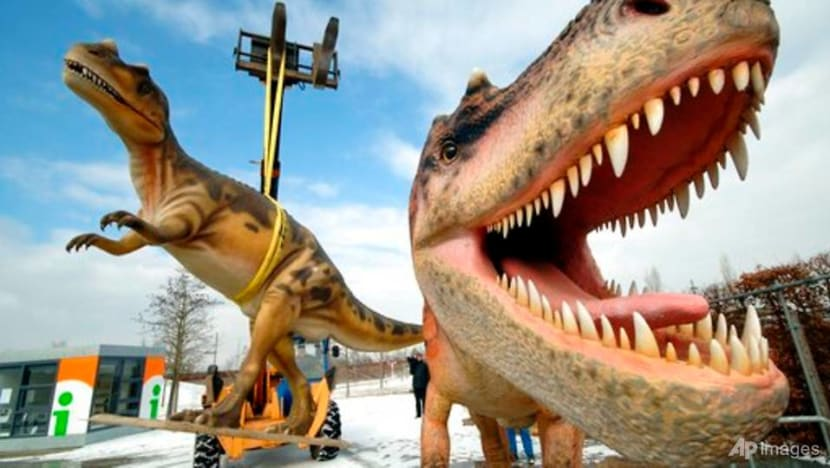 About 2.5 billion T-Rex roamed Earth but not at once: Study