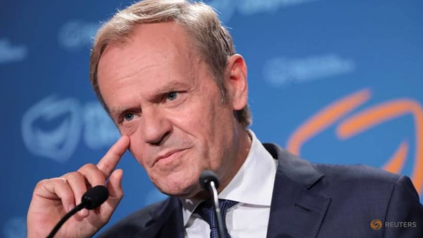 Poland's Tusk says conflicts with EU could eventually end the bloc