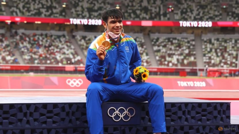 Athletics: Chopra spears India's first gold, relay relief for US men