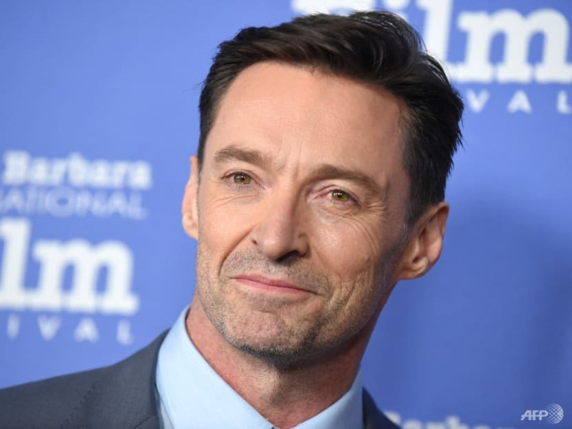 Actor Hugh Jackman mourns his dad, who died on Australia's Father's Day