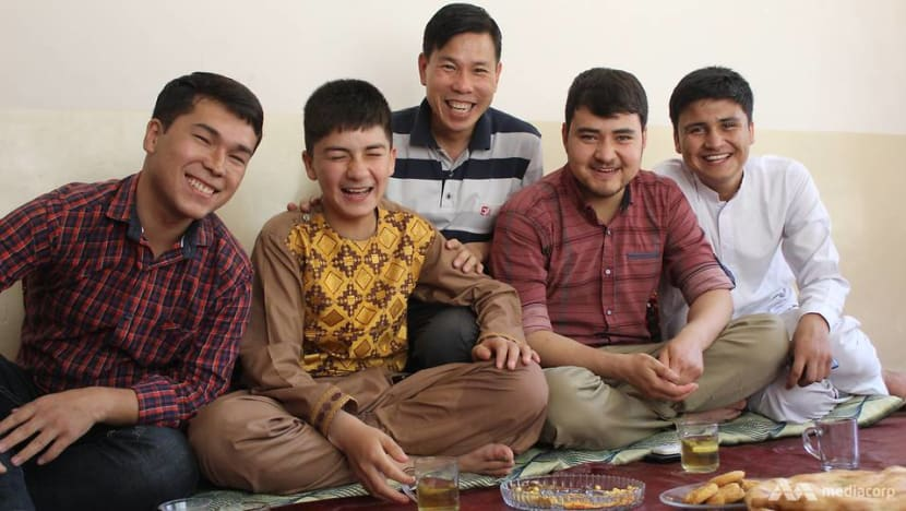 Singaporean doctor finds joy — and a new world view — helping Afghan refugees