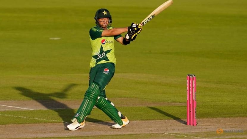 Cricket-Pakistan drop Haider from squad for PSL bubble breach
