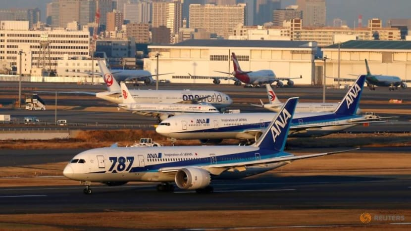 Japan bans Boeing 737 MAX planes from its airspace