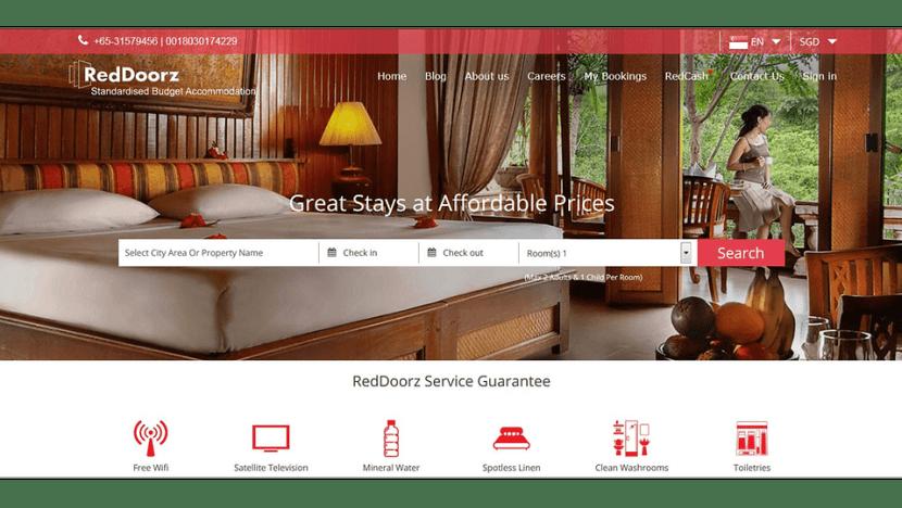 Singapore's RedDoorz raises US$70 million to target budget travellers