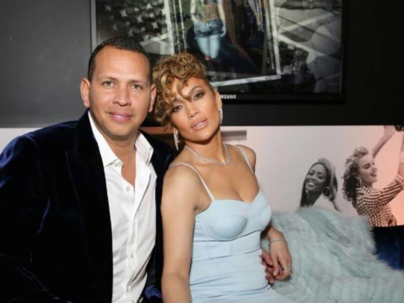 'She said yes': Jennifer Lopez is engaged to baseball star Alex Rodriguez