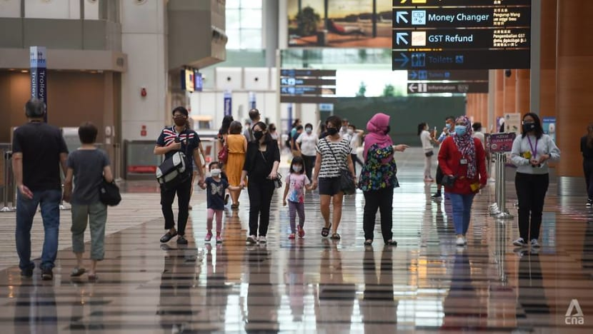 Singapore to bar UK travellers over new COVID-19 virus strain; tighter measures for those with travel history to New South Wales