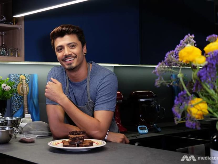 Baker boy: How Lion Mums' Narain went from actor to Brownie Boy