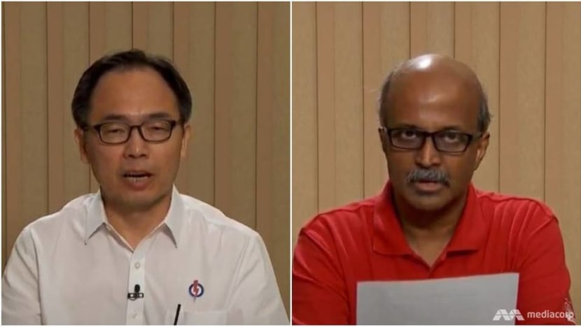 GE2020: In Bukit Panjang broadcast, PAP talks town renewal, employment; SDP promises to run town council with residents' input