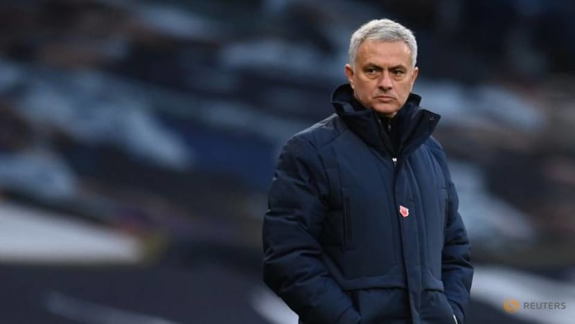 Football: Spurs' Mourinho not expecting easy ride against second-tier Stoke