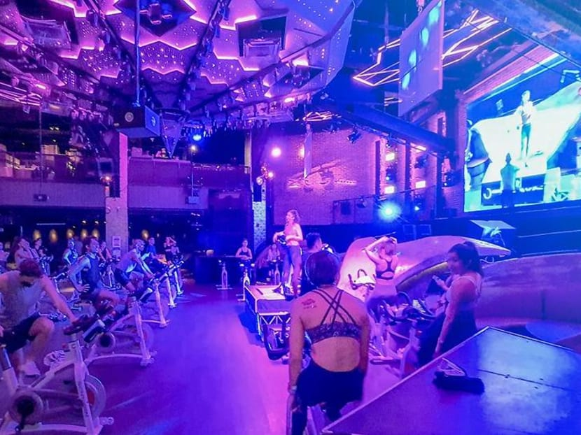 Zouk's transformation: From dance club to spin studio in the day and cinema at night
