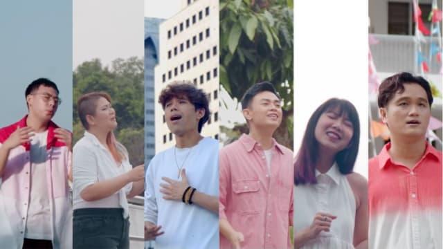 欢庆国庆日 MICappella推出a cappella版国歌