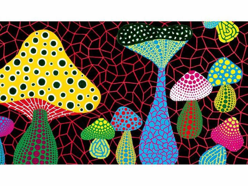 Polka dots forever: Yayoi Kusama's artworks are returning to Singapore