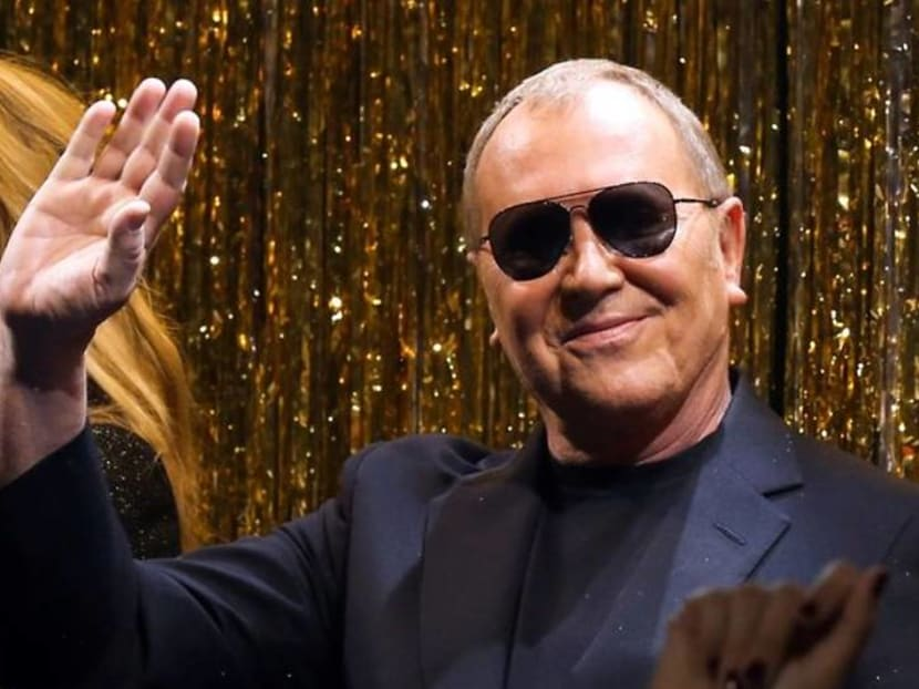 Designer Michael Kors pays tribute to Broadway in 40th anniversary show