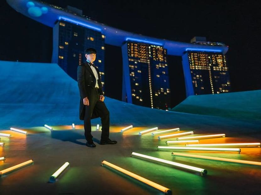 Disney+ celebrates Singapore launch with light shows, performances by JJ Lin and more