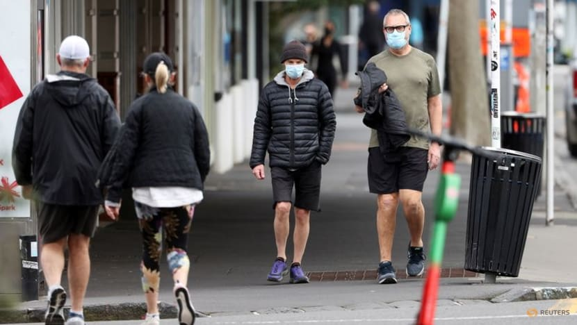New Zealand COVID-19 cases drop for second day amid lockdowns